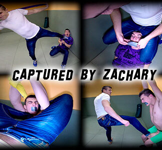 Captured by Zachary